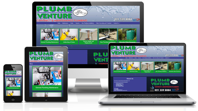 Plumbing Website Design